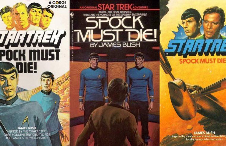 Spock Must Die! book review