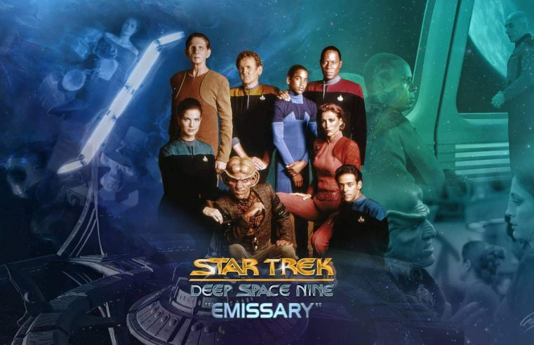 """DS9: """"Emissary"""" review"""