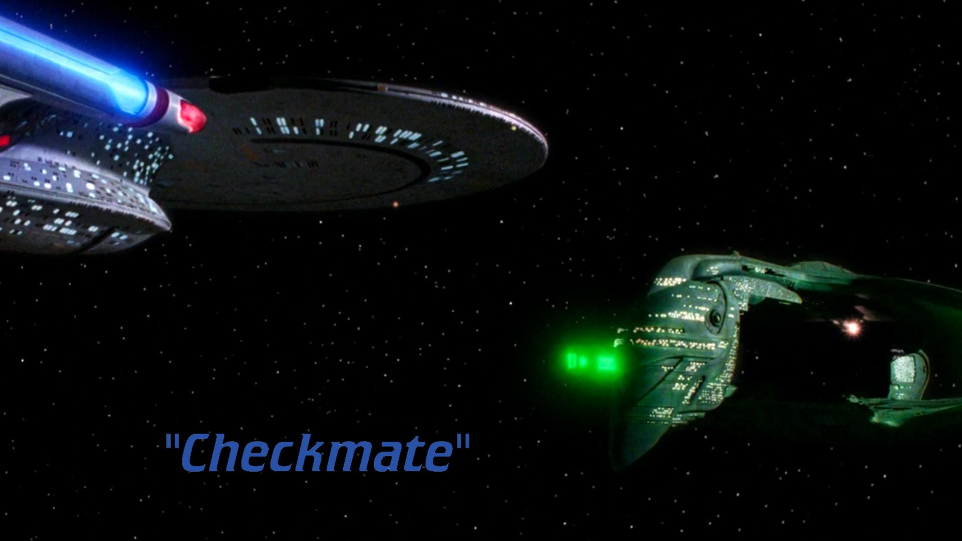 "Writing TNG: ""Checkmate"""