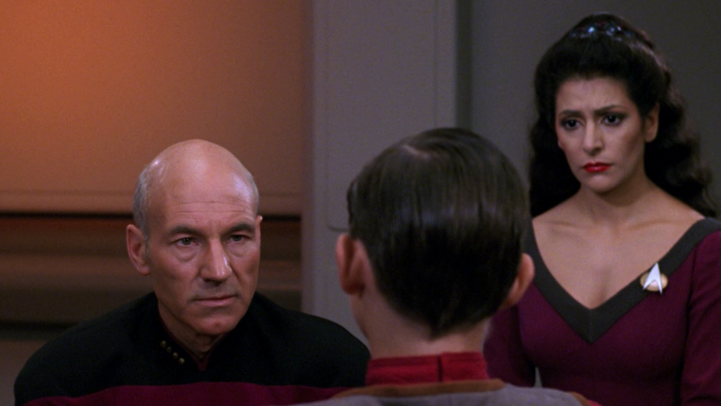 No-One Is Alone on the Enterprise: Stress and Star Trek