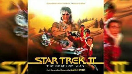 James Horner's Score for Star Trek II: The Wrath of Khan Returns in a New CD Set