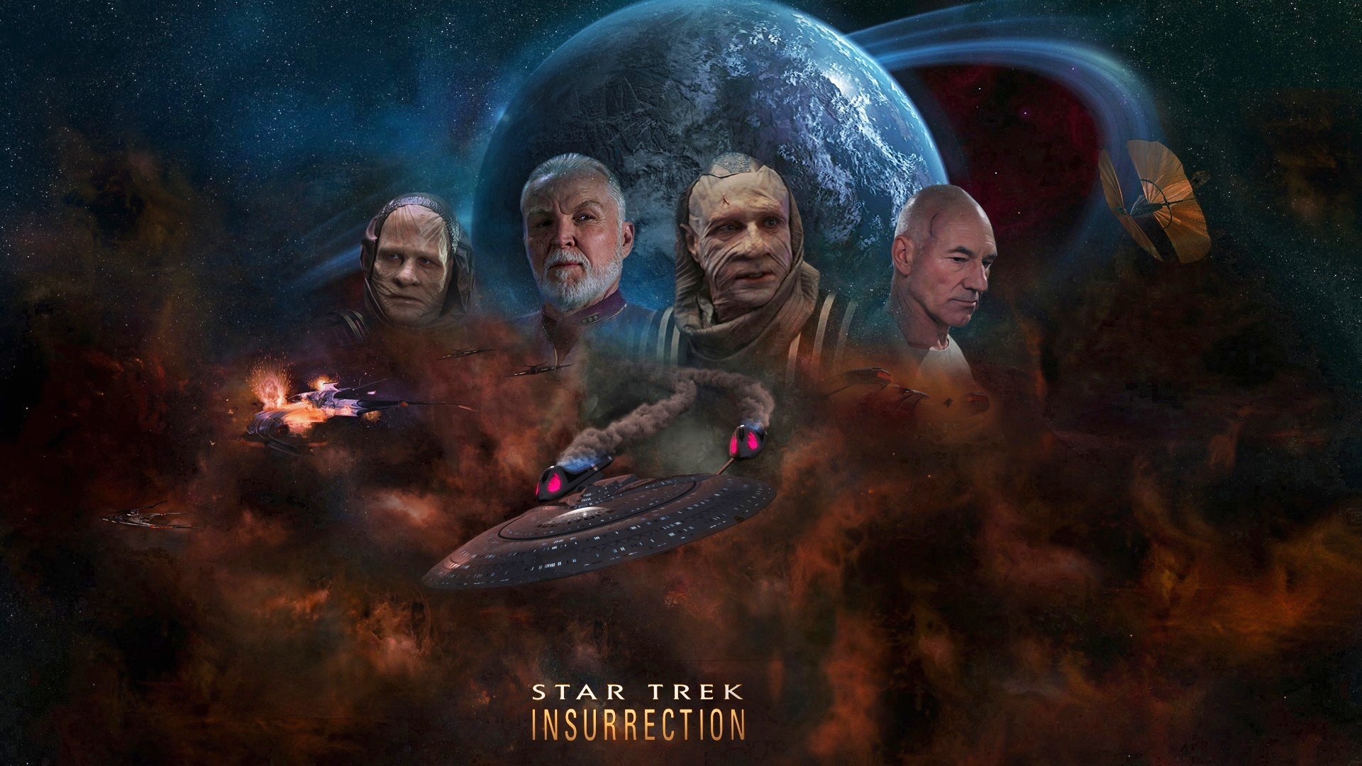 The Importance of Star Trek: Insurrection in 2021