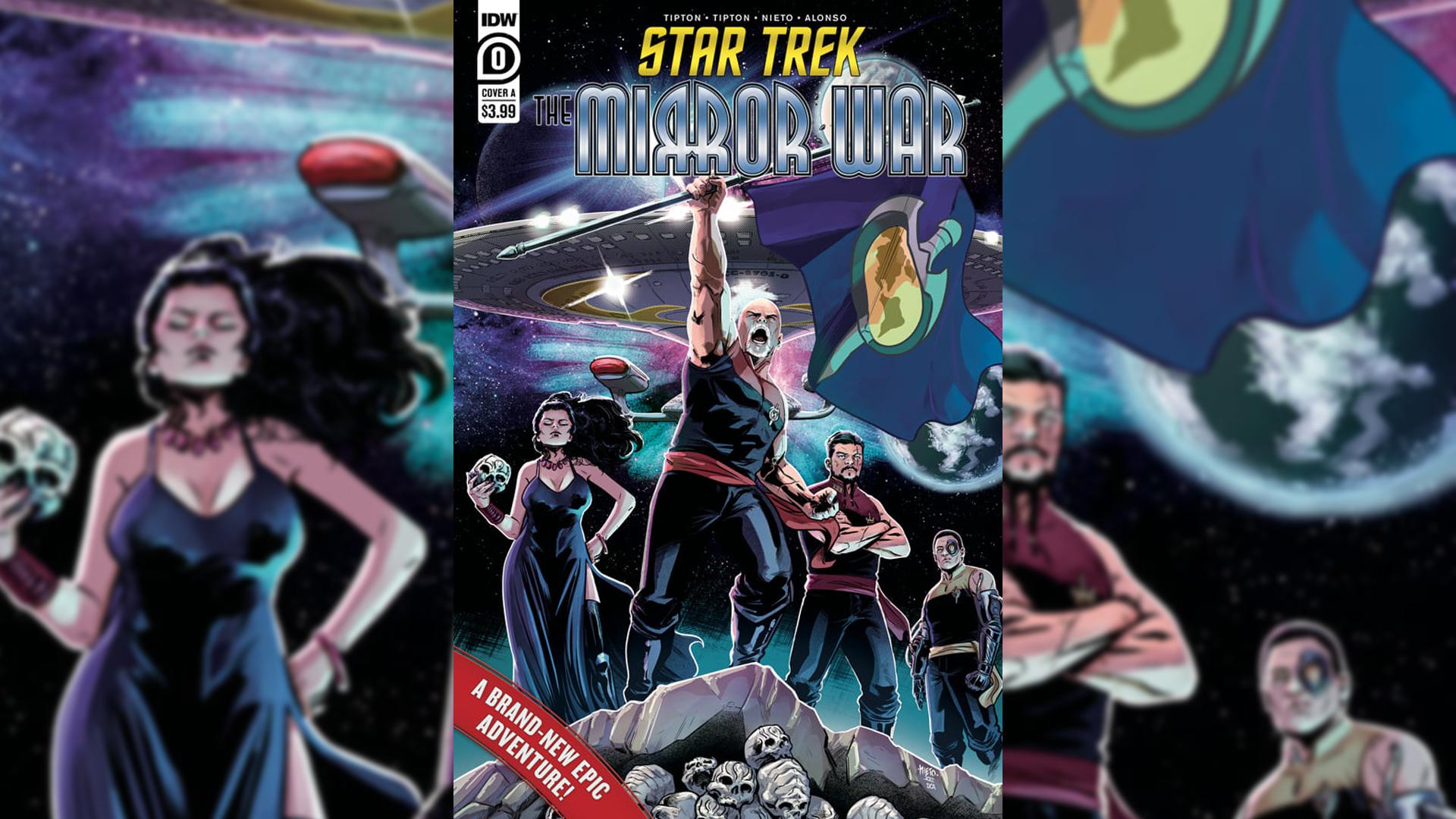 Star Trek Returns to the Mirror Universe with The Mirror War