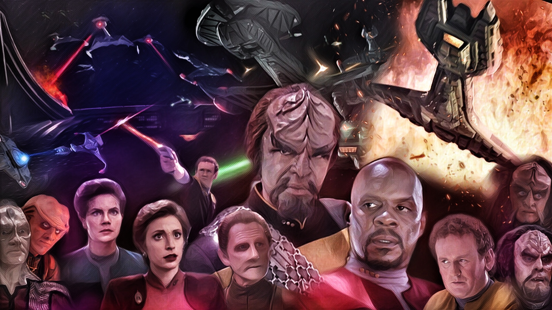 """""""The Way of the Warrior"""": DS9's Turning Point"""