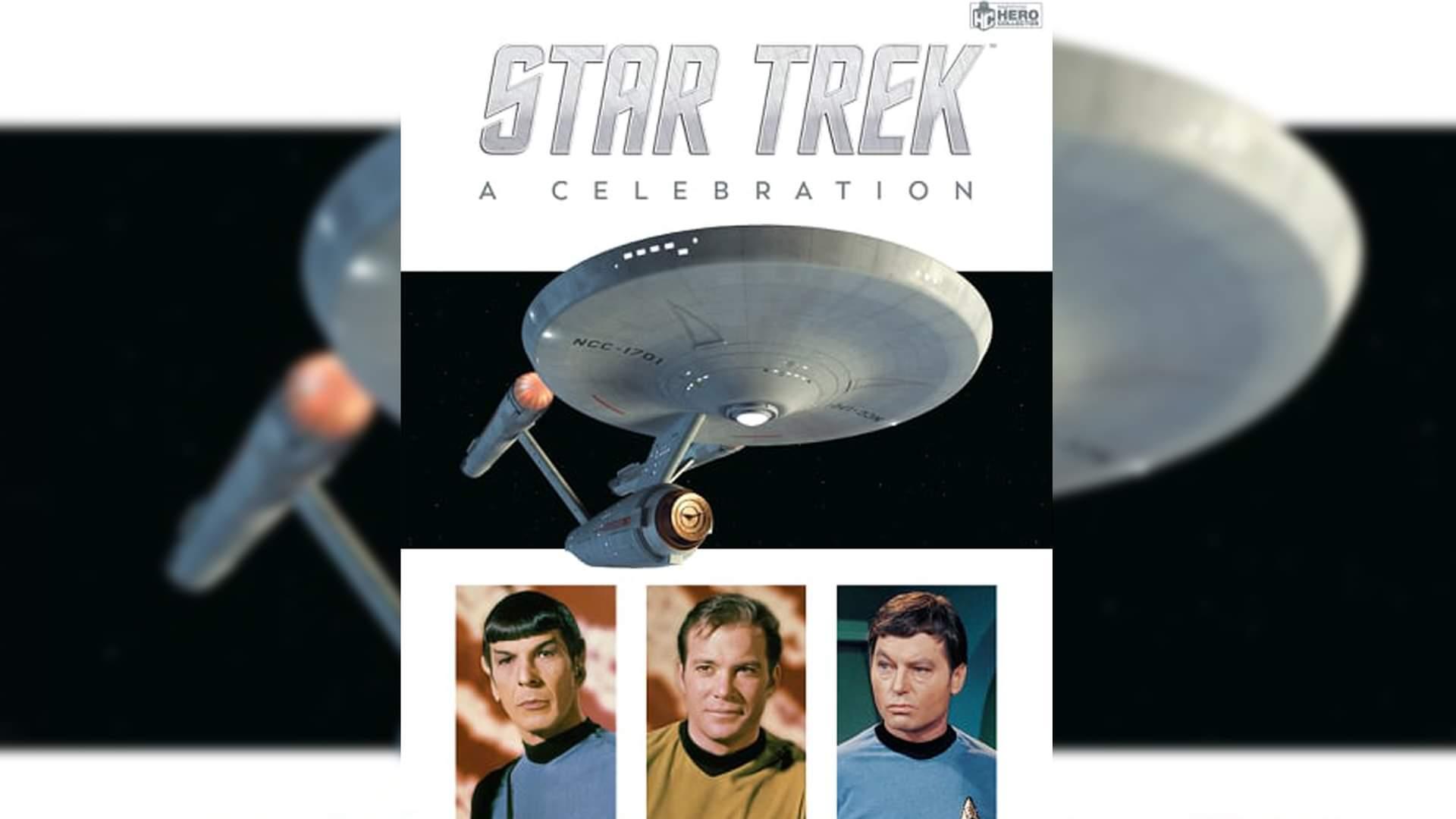 New Star Trek Book Celebrates the Legacy of the Franchise