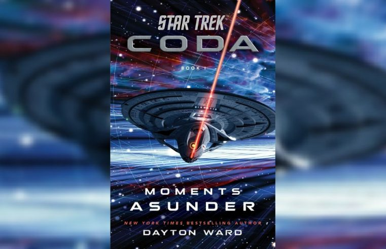 The End Begins in the First Book of the Coda Trilogy, Moments Asunder