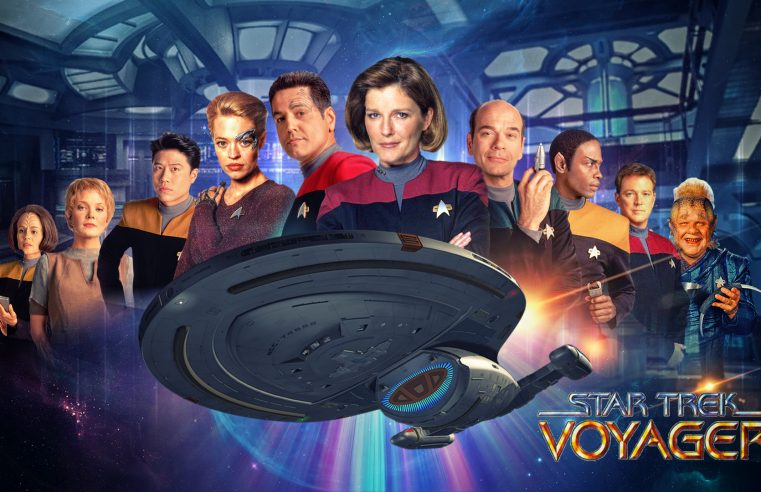 Appreciating Star Trek: Voyager – Along with a Good Cup of Coffee